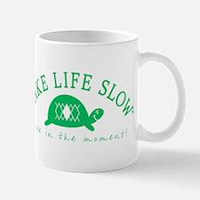 TLS Green Turtle, Mug
