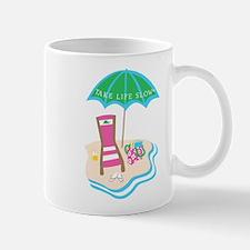 Beach Chair, Mug