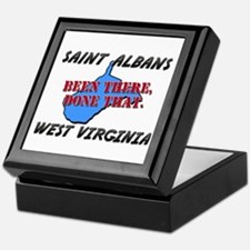 saint albans west virginia - been there, done that