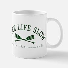TLS Green Oars, Mug
