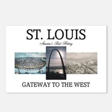 ABH Gateway Arch Postcards (Package of 8)