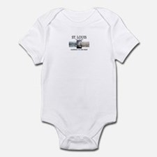 ABH Gateway Arch Infant Bodysuit