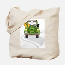 Jeep, Tote Bag