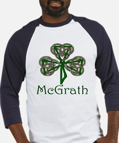 McGrath Shamrock Baseball Jersey