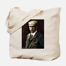 "Faces ""Strauss"" Tote Bag"