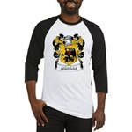 Morgan Coat of Arms Baseball Jersey
