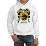 Morgan Coat of Arms Hooded Sweatshirt