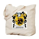 Morgan Coat of Arms Tote Bag