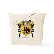 Morgan Coat of Arms Tote Bag