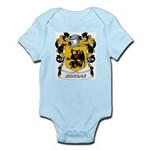 Morgan Coat of Arms Infant Creeper