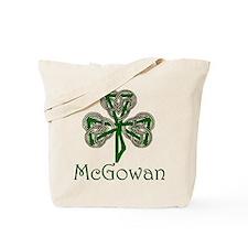 McGowan Shamrock Tote Bag