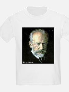 "Faces ""Tchaikovsky"" T-Shirt"