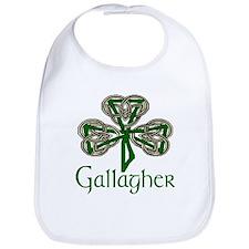 Gallagher Shamrock Bib