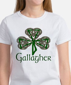 Gallagher Shamrock Women's T-Shirt