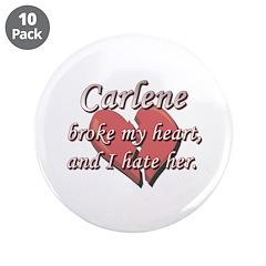 Carlene broke my heart and I hate her 3.5