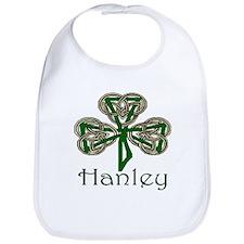 Hanley Shamrock Bib