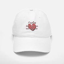 Carlee broke my heart and I hate her Baseball Baseball Cap