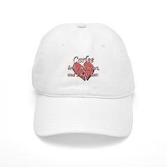 Carlee broke my heart and I hate her Baseball Cap