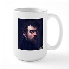 "Faces ""Tintoretto"" Mug"