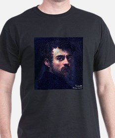"Faces ""Tintoretto"" T-Shirt"
