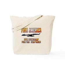 Fair America Tote Bag