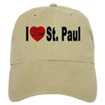 I Love St. Paul Minnesota Cap