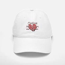 Carissa broke my heart and I hate her Baseball Baseball Cap