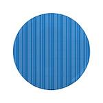 "Blue Stripes 3.5"" Button (100 pack)"