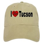 I Love Tucson Arizona Cap