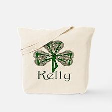 Kelly Shamrock Tote Bag