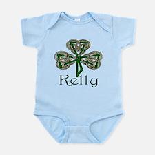 Kelly Shamrock Infant Bodysuit