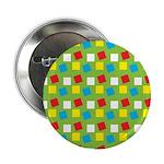 """Bright Confetti 2.25"""" Button (100 pack)"""