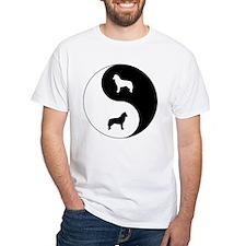 Yin Yang Husky Shirt