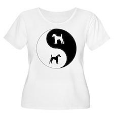 Yin Yang Smooth Fox T-Shirt