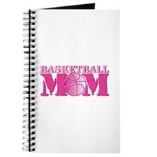 Basketball Mom Pink Journal