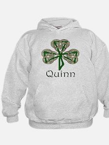 Quinn Shamrock Hoodie