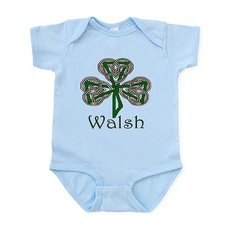 Walsh Shamrock Infant Bodysuit