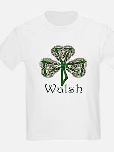 Walsh Shamrock T-Shirt