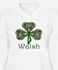 Walsh Shamrock T-Shirt