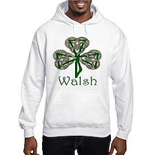 Walsh Shamrock Hoodie