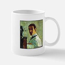 """Faces """"Toulouse-Lautrec"""" Mug"""