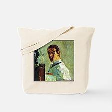 """Faces """"Toulouse-Lautrec"""" Tote Bag"""
