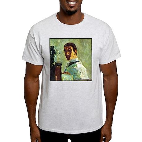 """Faces """"Toulouse-Lautrec"""" Light T-Shirt"""