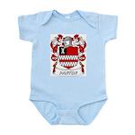 Panton Coat of Arms Infant Creeper
