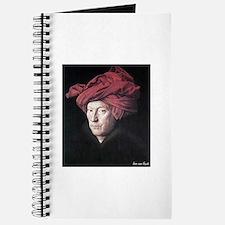 """Faces """"Van Eyck"""" Journal"""