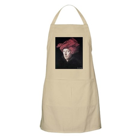 "Faces ""Van Eyck"" BBQ Apron"