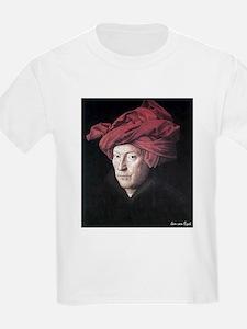 """Faces """"Van Eyck"""" T-Shirt"""