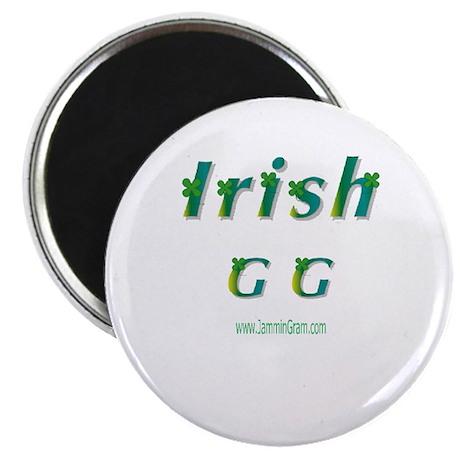 IRISH GG 5 Magnet