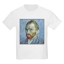 """Faces """"Van Gogh"""" T-Shirt"""