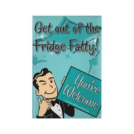 You're Welcome Refrigerator Magnet (10 pack)